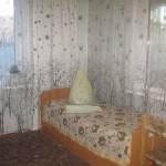 деревянный теплый благ. домик, комната №3