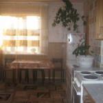 деревянный теплый благ.домик, комната №3