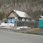вид на фасад дома 2