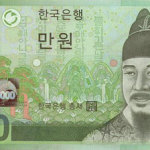 валюта страны Южная Корея