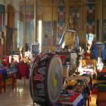 внутри храма - Зандан-Жуу